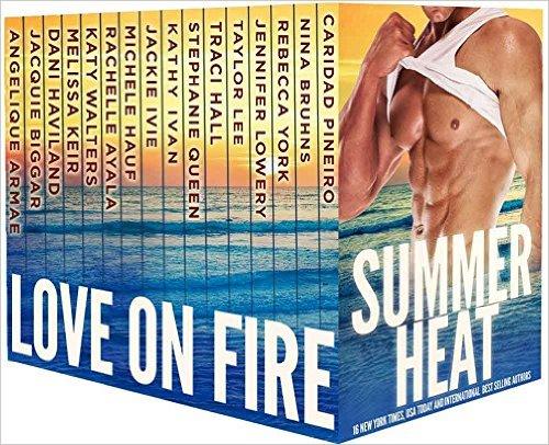 $1 16-Book Steamy Romance Box Set Deal!