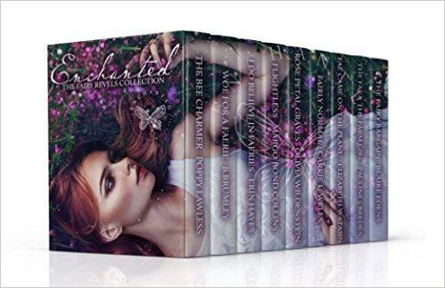 $1 9-Book Spellbinding & Sweet Steamy Romance Box Set Deal!