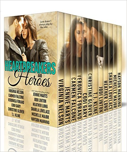 $1 Fabulous Steamy Romance Box Set Deal!