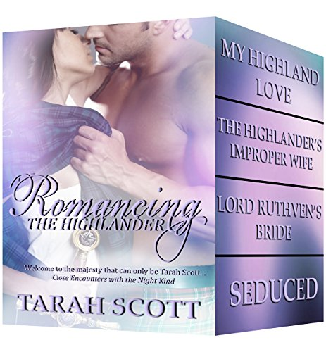 $1 Steamy Scottish Historical Romance 4 Book Box Set Deal of the Day