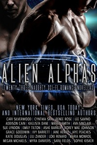 $1 Steamy SciFi Romance Box Set Deal of the Day