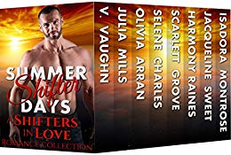 $1 Steamy Paranormal Romance Box Set Deal